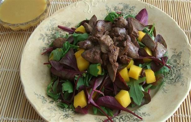 рецепты салатов из азербайджанской кухни