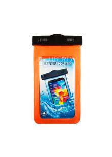 """Чехол водонепроницаемый для смартфона до 5"""", Liberty, оранжевый"""