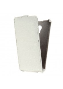 Чехол для Meizu M5 Gecko Flip, белый