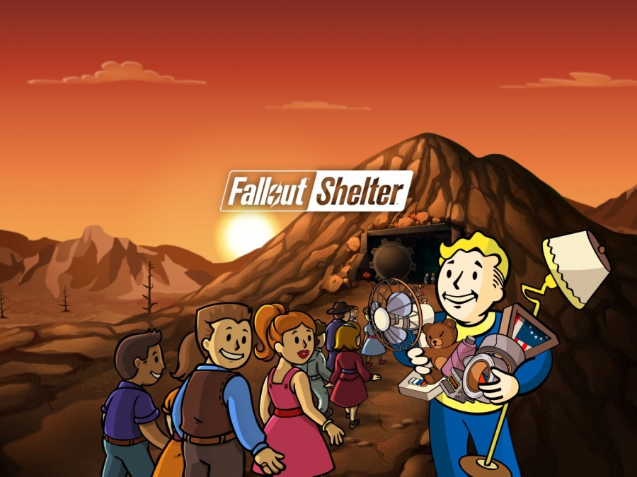 Fallout Shelter - советы новичкам