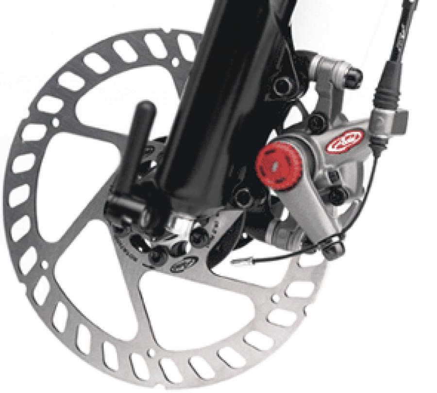 Механические дисковые тормоза